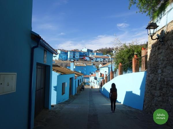 El pueblo pitufo