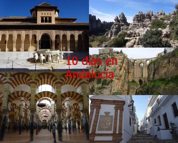 10 días en Andalucía