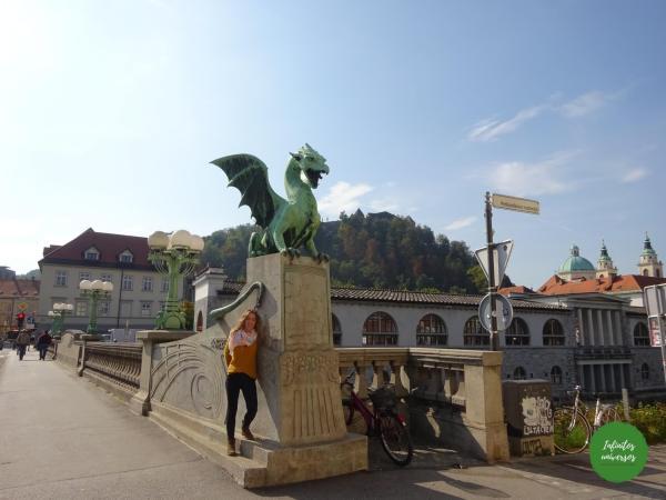 Ljubljana - Eslovenia Eslovenia en 4 días