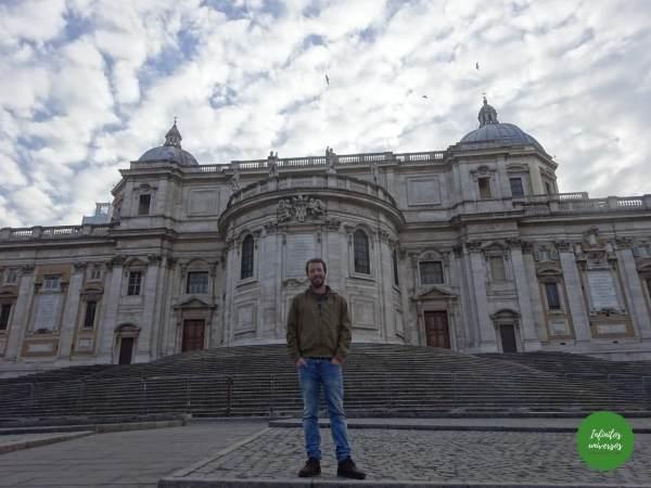 Basílica de Santa María la Mayor - Qué ver en Roma