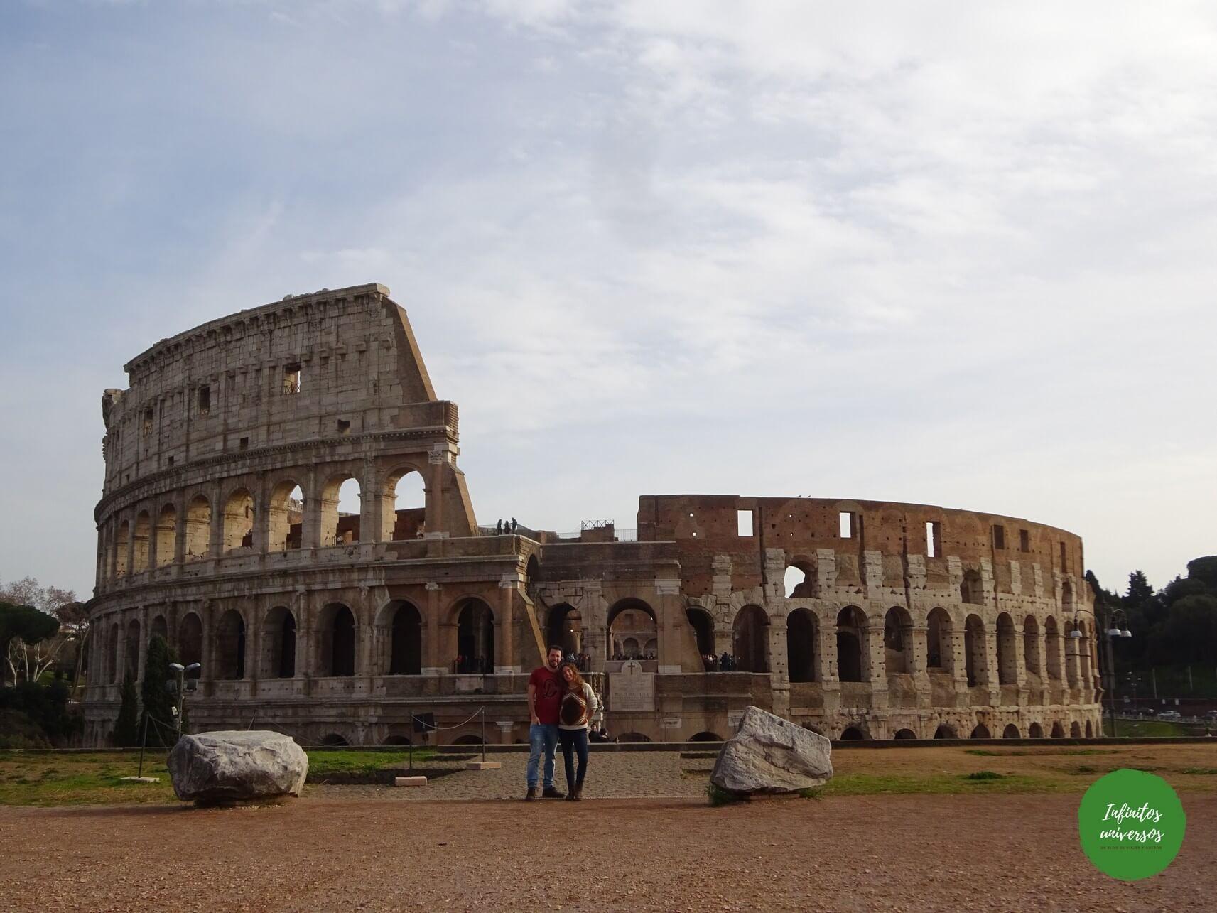 Qué ver en Roma italia - Europa en verano