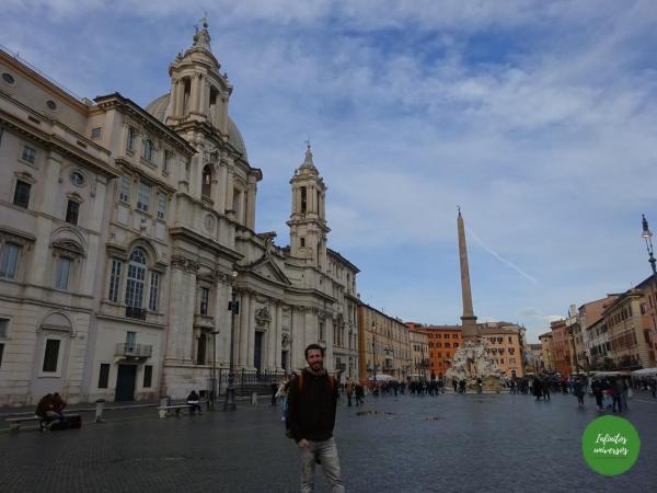 - Qué ver en Roma