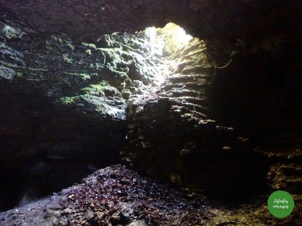 Entrada Cueva de los Cristinos