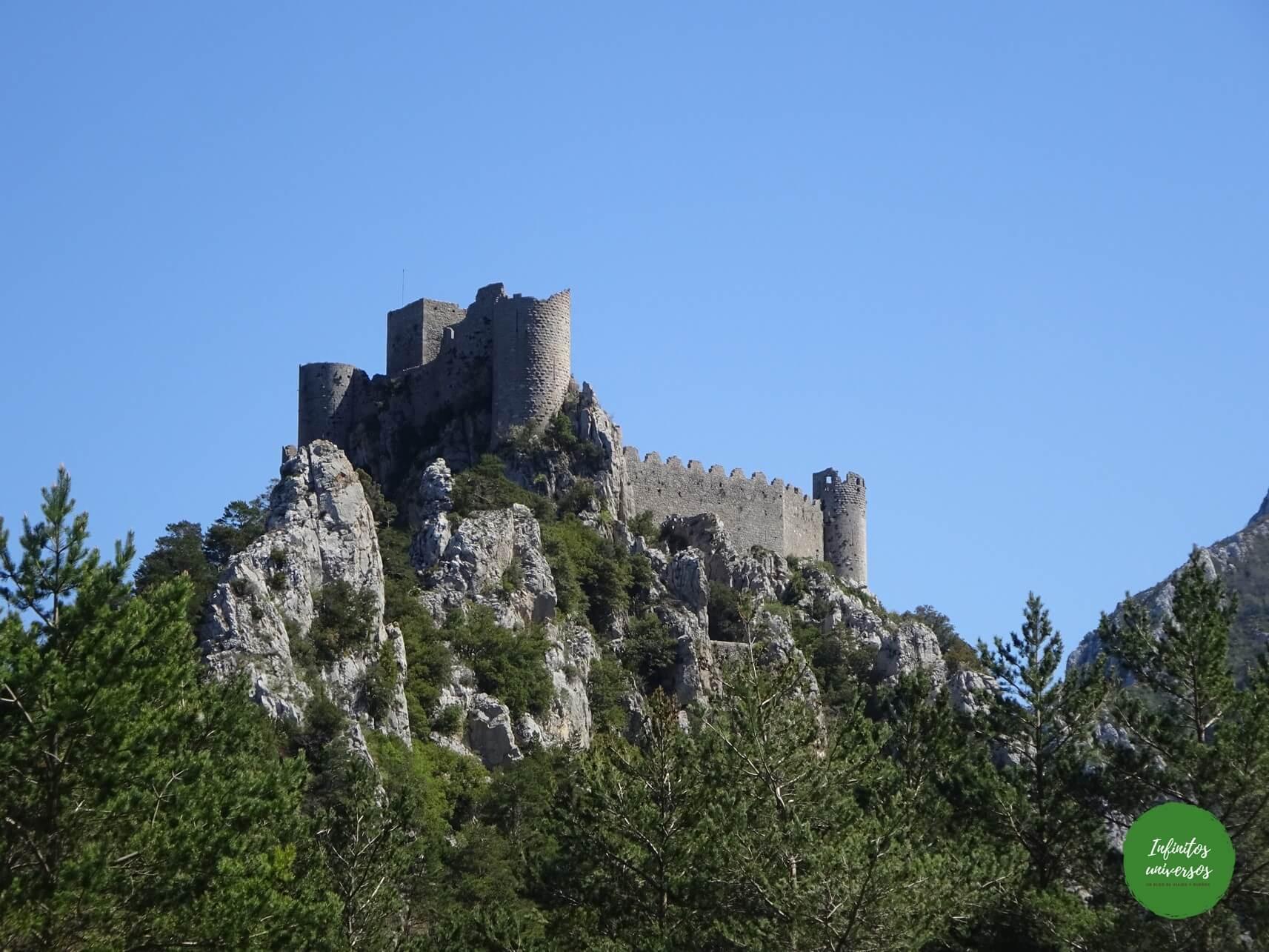 Ruta por los castillos cátaros, sur de Francia
