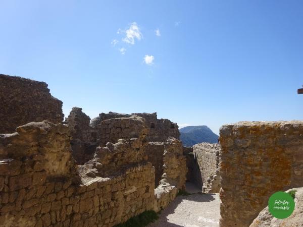 Castillo de Quéribus cátaros