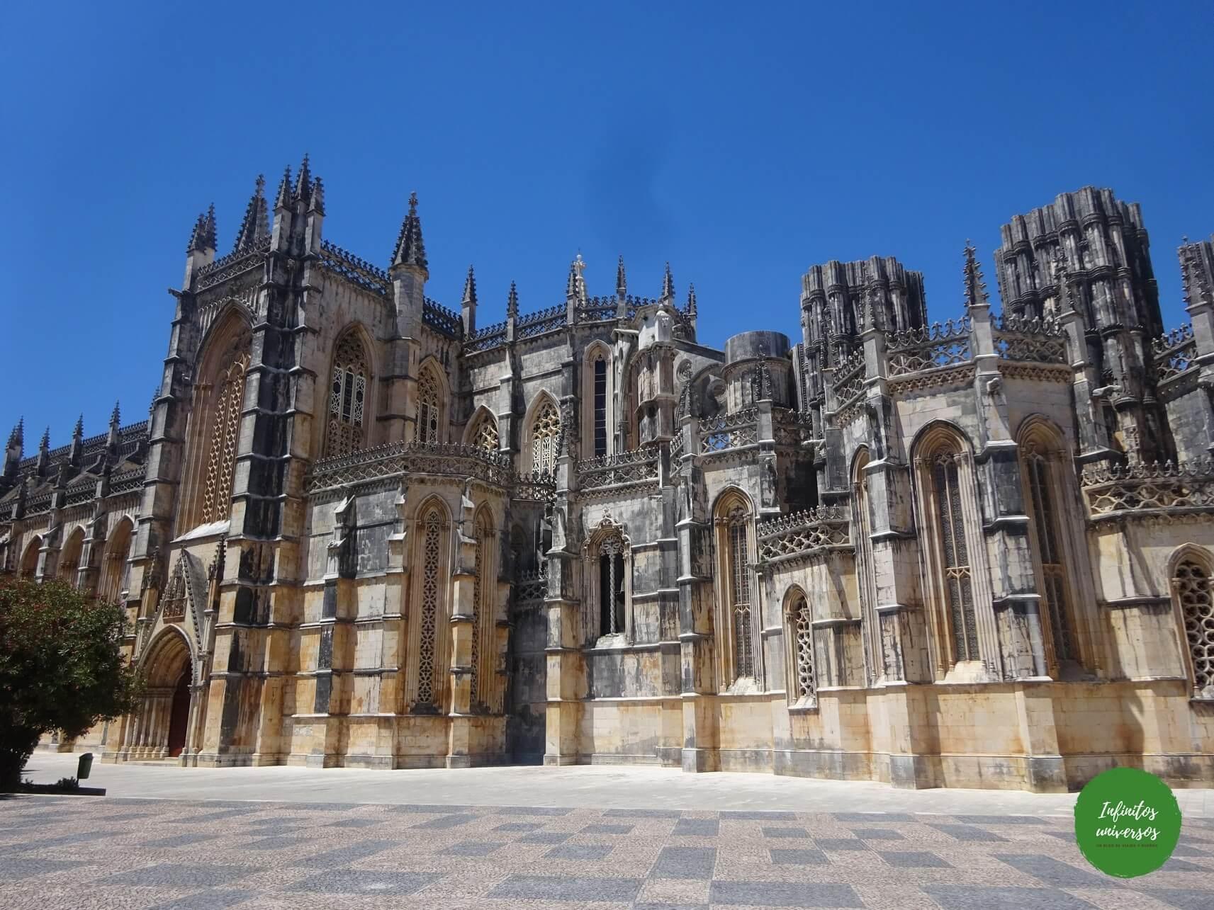 Monasterio de Batalha que ver portugal