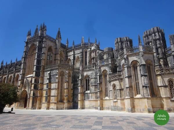 Monasterio de Batalha que ver portugal Que ver en Portugal