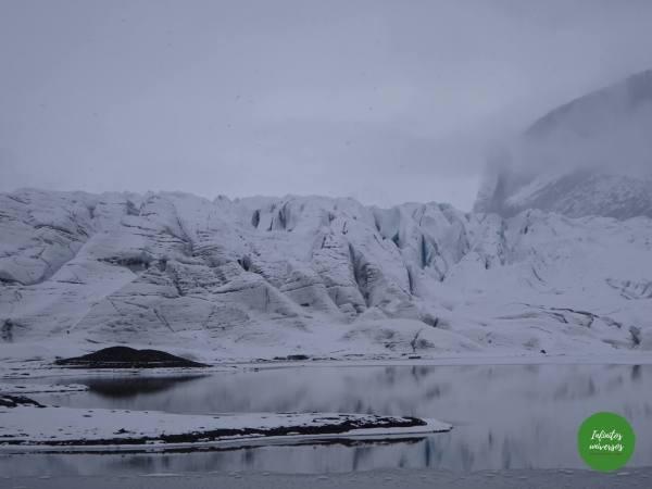 Skaftatellsjökull- islandia