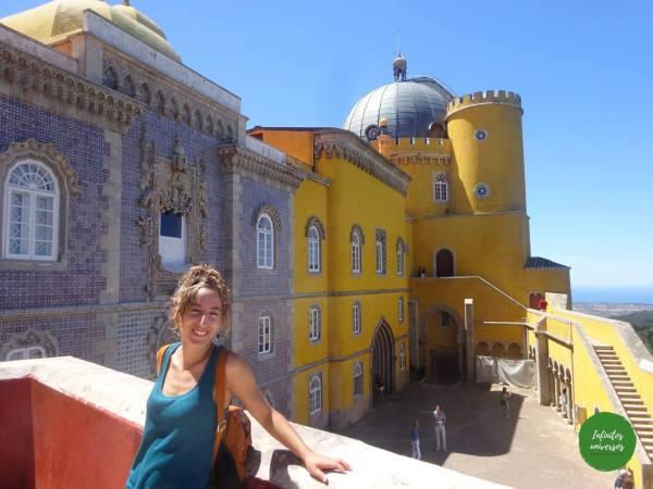 Palacio da Pena Sintra  - Qué ver en Sintra en un día sintra portugal