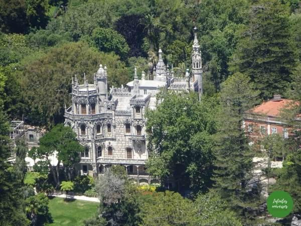 Quinta da Regaleira  - Qué ver en Sintra en un día sintra portugal