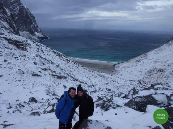laponia Viaje a la Laponia noruega en una semana: visitas, mapa y consejos - Europa en verano