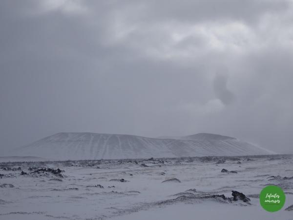 Hverfjall  - Qué ver en Myvatn
