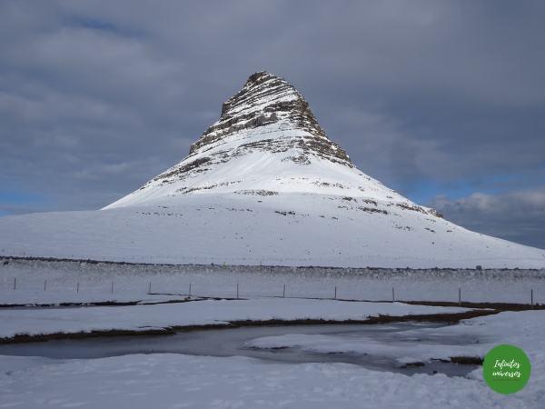 Kirkjufell - Islandia en 10 días