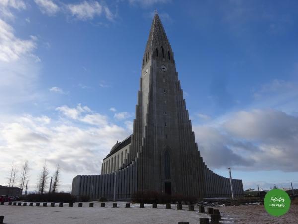 Hallgrímskirkja Islandia en 10 días que ver en reikiavik