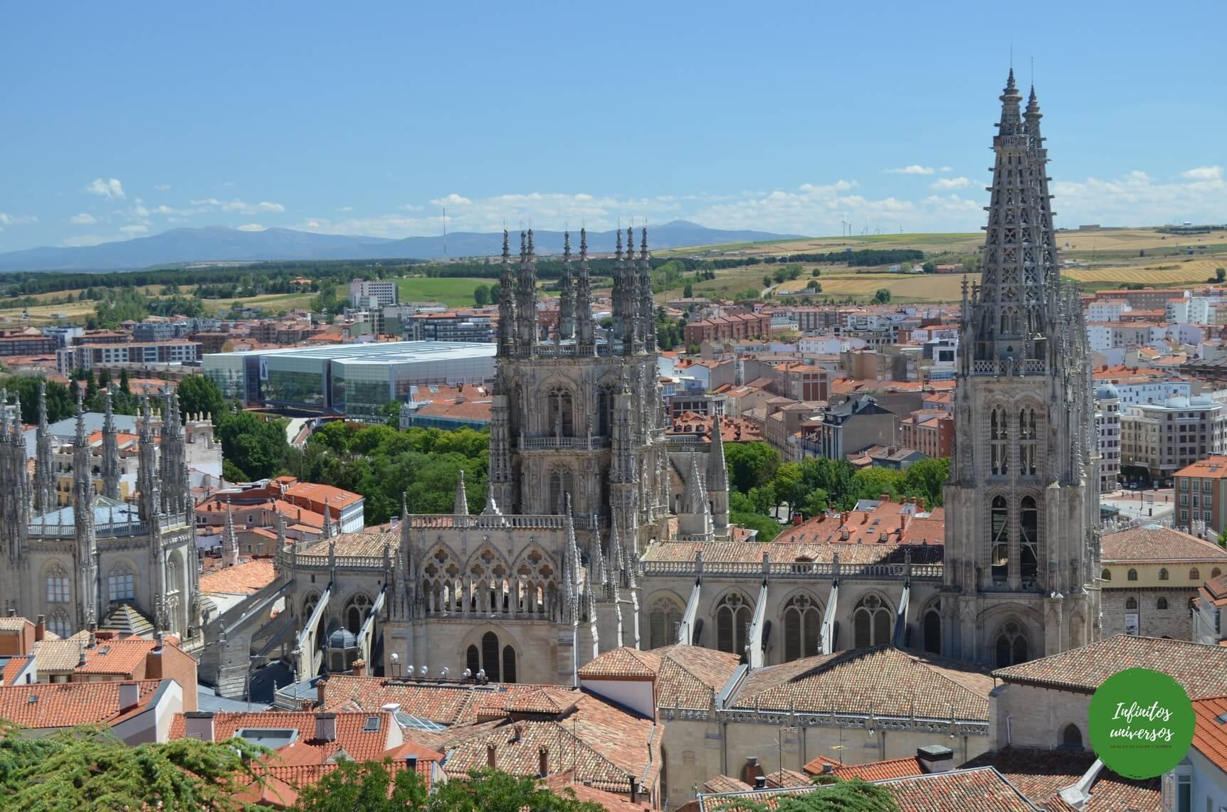 Catedral de Burgos que ver en burgos en un dia que hacer en burgos