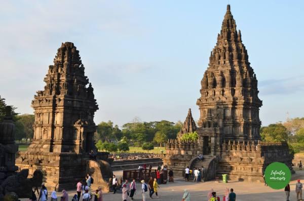 Prambanan - Java Java y Borneo