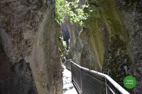 Desfiladero de La Yecla