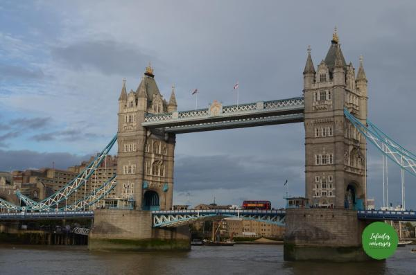 Tower Bridge londres - Que ver en Londres