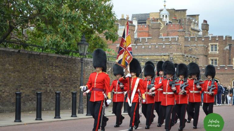 Cambio de guardia Buckingham Palace