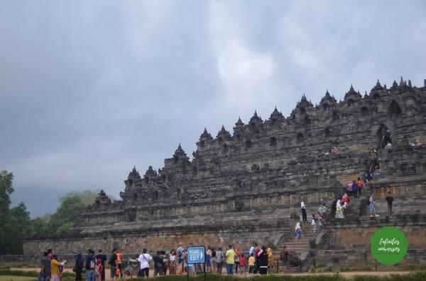 Borobudur que ver en Yogyakarta