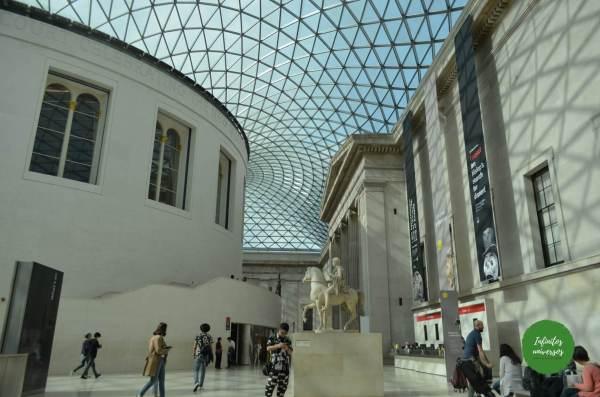 British Museum que visitar en londres en 3 dias