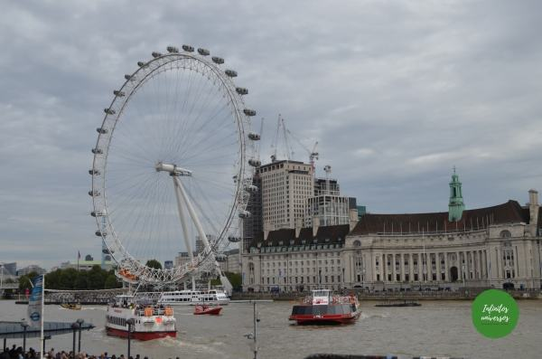 London Eye londres - Que ver en Londres