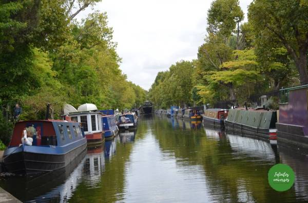 Little Venice Londres en 4 días