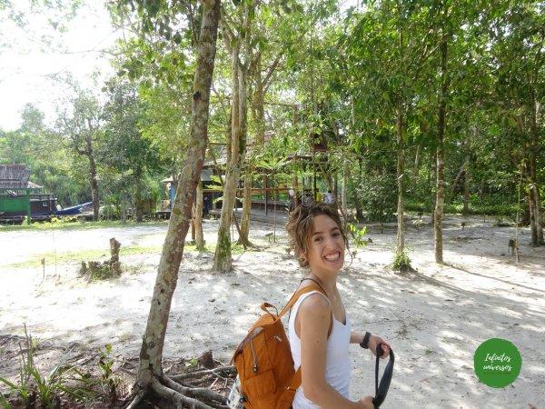 Centro de interpretación Tanjung Harapan