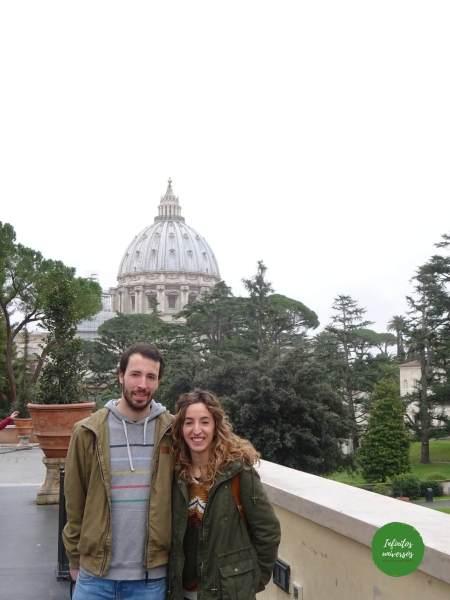 Cúpula Basílica de San Pedro que ver en el vaticano