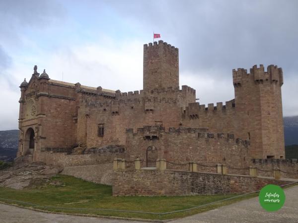 Visita al Castillo de Javier (Navarra)