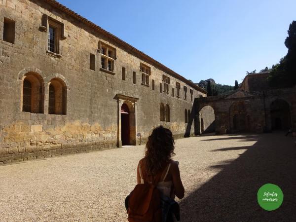 francia  - Abadía de Fontfroide