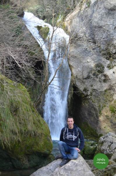 Nacedero de Urederrra - Qué ver en Navarra en 4 días