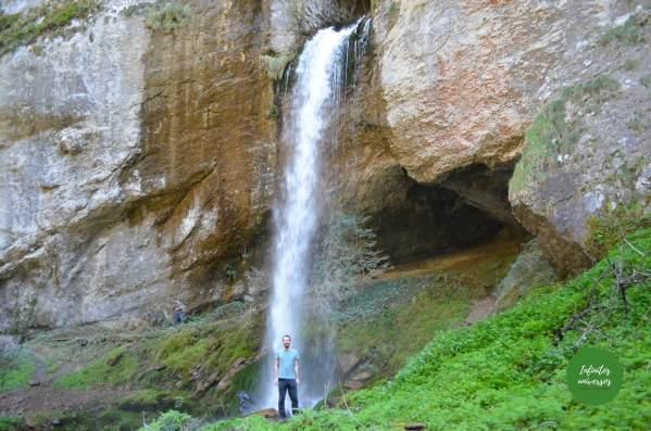 Excursión a la garganta de Kakueta (Francia), uno de los paisajes más espectaculares de Europa