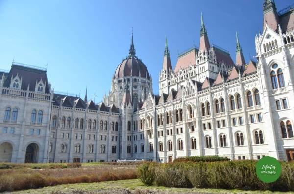 Parlamento - Que ver en Budapest Imprescindibles en Budapest