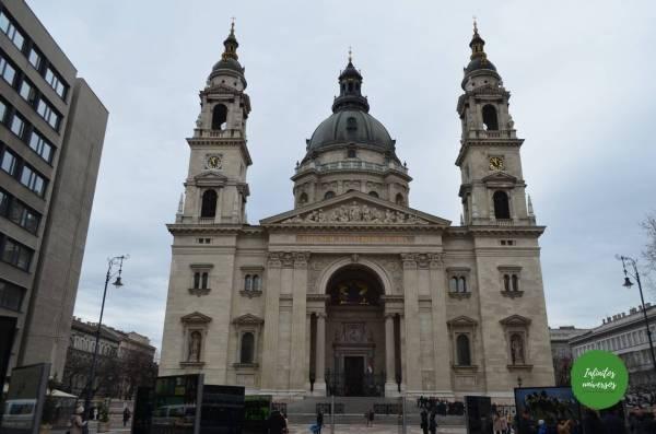 Basílica de San Esteban - Que ver en Budapest Imprescindibles en Budapest
