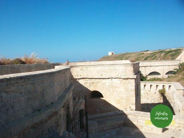 mola- Qué ver en Menorca