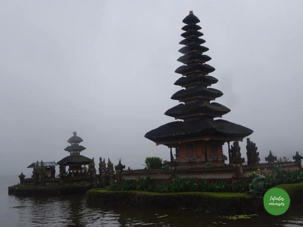 Pura Ulun Danu Bratan  - Qué ver en el norte de Bali