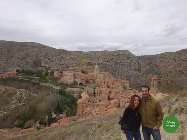 Albarracín  - Qué ver en Albarracín comer en albarracin teruel