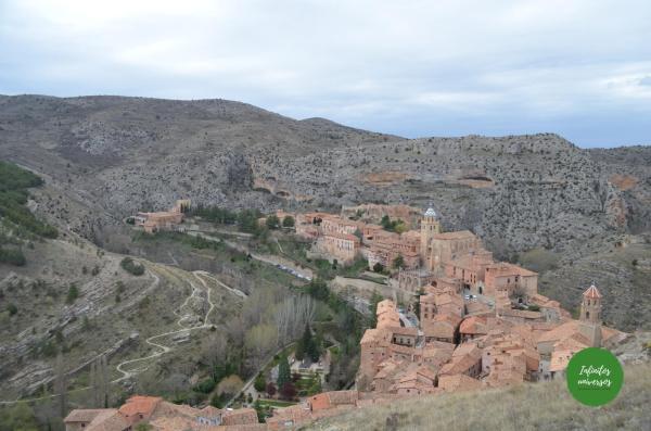 albarracin   - Qué ver en Albarracín comer en albarracin