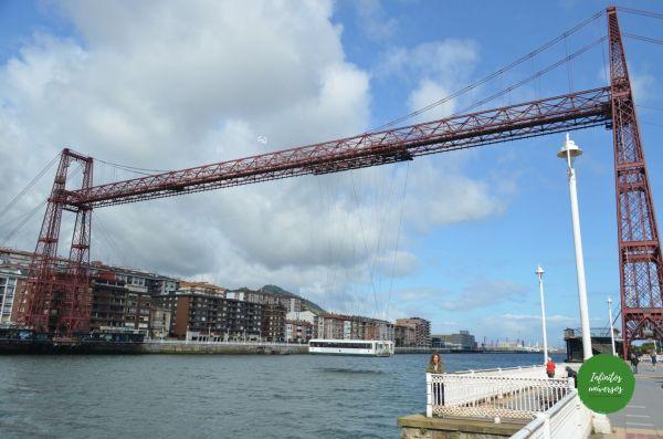 Puente de Vizcaya  - Que ver en Bilbao en 2 días Bilbao en un fin de semana