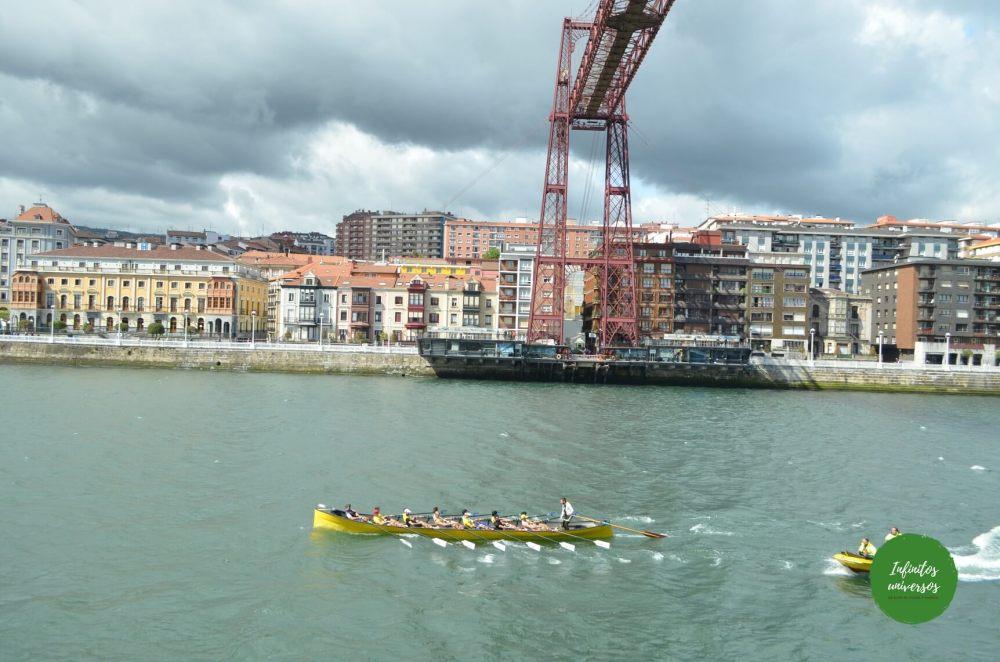 Puente de Vizcaya que ver en Bilbao