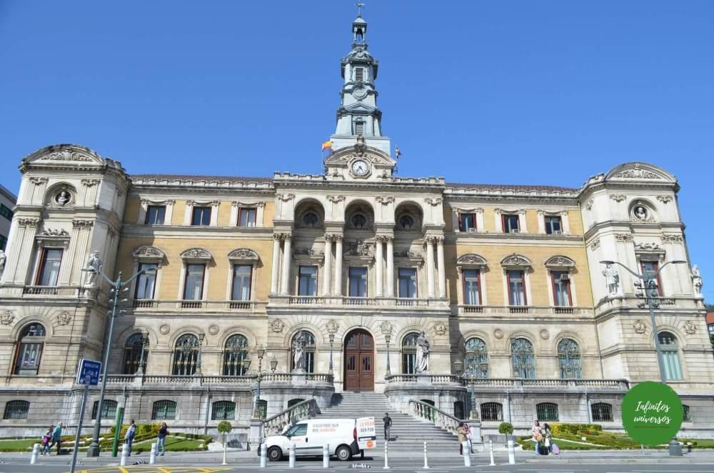 Ayuntamiento de Bilbao que ver en Bilbao