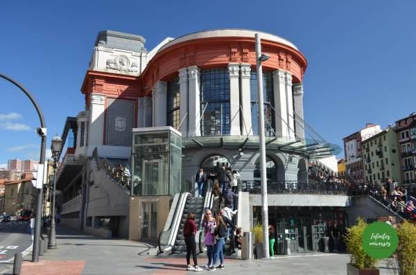 Mercado de la Ribera - Que hacer en Bilbao