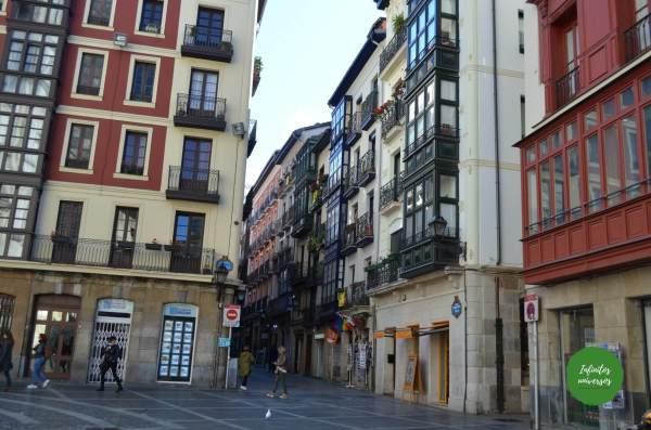 Casco Viejo - Que ver en Bilbao en 2 días