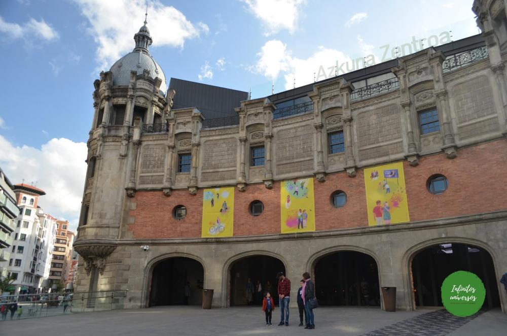 Azkuna zentroa que ver en Bilbao