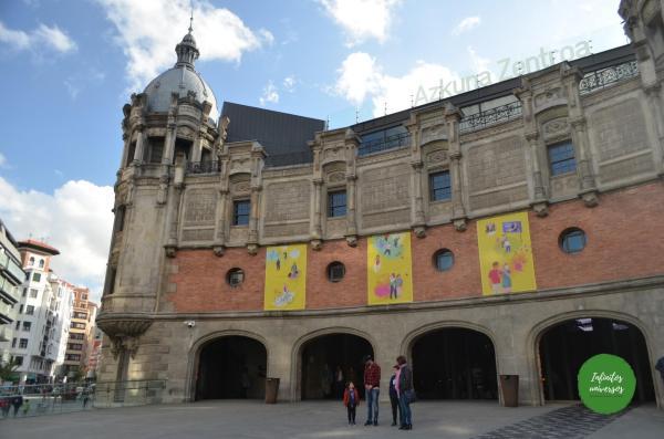 Azkuna zentroa Que hacer en Bilbao
