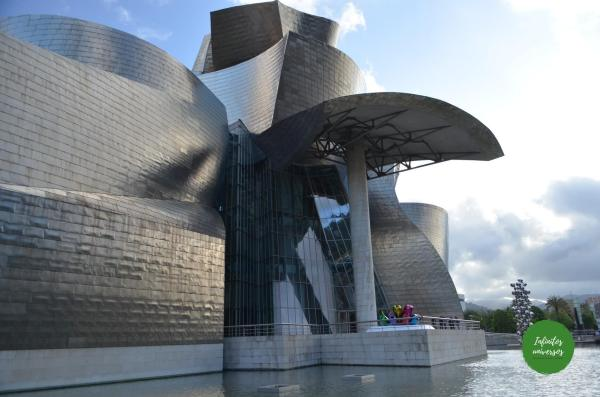 Museo Guggenheim Bilbao  Que ver en Bilbao en 2 días