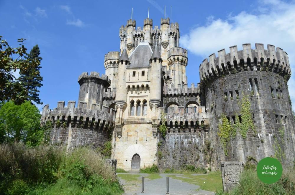 Castillo de Butrón que ver en Bilbao