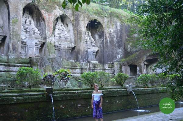 Pura Gunung Kawi Pura Gunung Kawi Tirta Empul el templo madre de Besakih, la cascada Tukad Cepung el templo Pura Kehen Penglipuran y su bosque de bambú bali indonesia