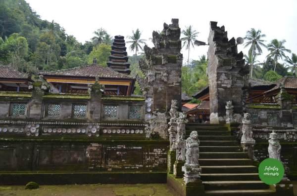 pura kehen Pura Gunung Kawi Tirta Empul el templo madre de Besakih, la cascada Tukad Cepung el templo Pura Kehen Penglipuran y su bosque de bambú indonesia